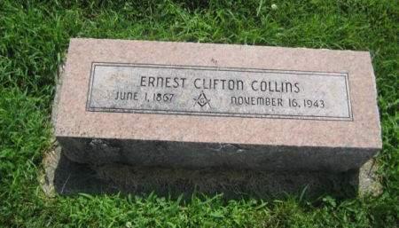 COLLINS, ERNEST CLIFTON - Mills County, Iowa   ERNEST CLIFTON COLLINS