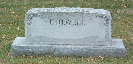 COLWELL, FAMILY HEADSTONE - Mills County, Iowa | FAMILY HEADSTONE COLWELL