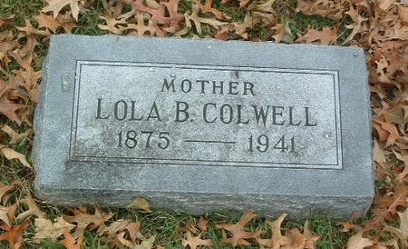 COLWELL, LOLA B. - Mills County, Iowa | LOLA B. COLWELL