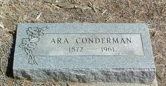 CONDERMAN, ARA - Mills County, Iowa | ARA CONDERMAN