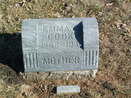 COOK, EMMA - Mills County, Iowa | EMMA COOK