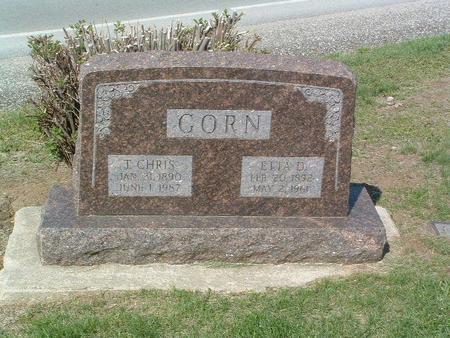GORN, ETTA D. - Mills County, Iowa | ETTA D. GORN