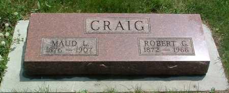 CRAIG, ROBERT G. - Mills County, Iowa | ROBERT G. CRAIG