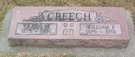 CREECH, CLARA M. - Mills County, Iowa | CLARA M. CREECH