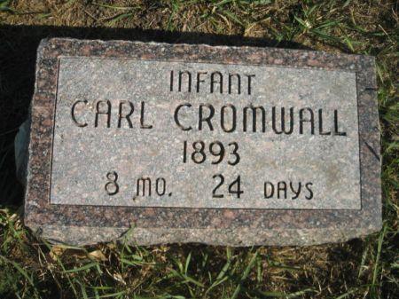 CROMWALL, CARL - Mills County, Iowa | CARL CROMWALL