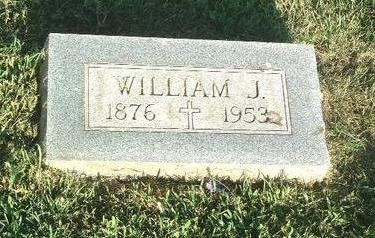 CUNNINGHAM, WILLIAM J. - Mills County, Iowa | WILLIAM J. CUNNINGHAM