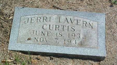 CURTIS, JERRI LAVERN - Mills County, Iowa   JERRI LAVERN CURTIS