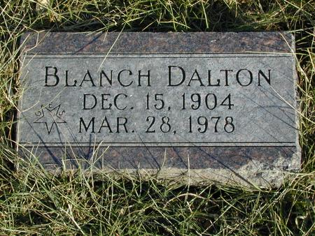 DALTON, BLANCHE MAY - Mills County, Iowa | BLANCHE MAY DALTON