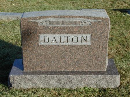 DALTON, FAMILY - Mills County, Iowa | FAMILY DALTON