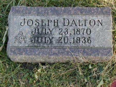 DALTON, JOSEPH - Mills County, Iowa | JOSEPH DALTON