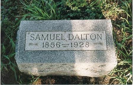 DALTON, SAMUEL - Mills County, Iowa | SAMUEL DALTON