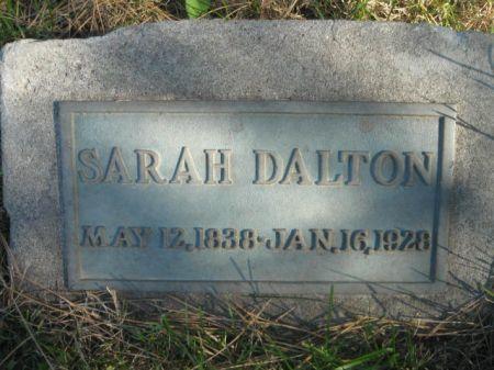 DALTON, SARAH - Mills County, Iowa | SARAH DALTON
