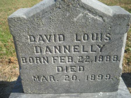 DANNELLY, DAVID LOUIS - Mills County, Iowa   DAVID LOUIS DANNELLY