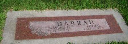 DARRAH, WARREN - Mills County, Iowa | WARREN DARRAH