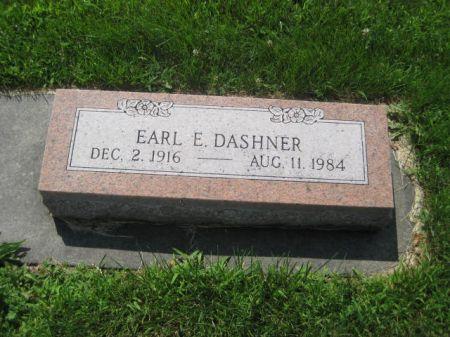 DASHNER, EARL E. - Mills County, Iowa | EARL E. DASHNER
