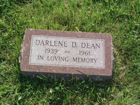 DEAN, DARLENE - Mills County, Iowa | DARLENE DEAN
