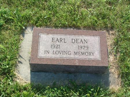 DEAN, EARL - Mills County, Iowa | EARL DEAN