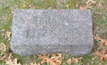 DEAN, SARAH - Mills County, Iowa | SARAH DEAN