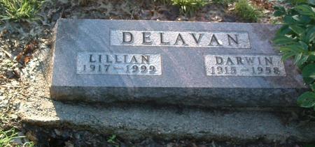 DELEVAN, DARWIN - Mills County, Iowa | DARWIN DELEVAN