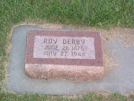 DERBY, ROY - Mills County, Iowa | ROY DERBY