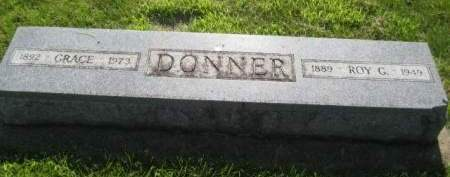 DONNER, ROY G. - Mills County, Iowa | ROY G. DONNER