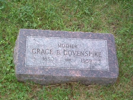 DOVENSPIKE, GRACE B. - Mills County, Iowa | GRACE B. DOVENSPIKE