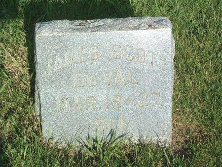 DU VAL, JAMES SCOTT - Mills County, Iowa | JAMES SCOTT DU VAL