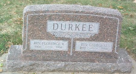 DURKEE, GEORGE O. - Mills County, Iowa | GEORGE O. DURKEE