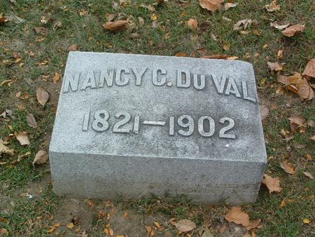 DUVAL, NANCY C. - Mills County, Iowa | NANCY C. DUVAL