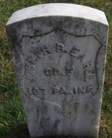 EARLL, JOSEPH B. - Mills County, Iowa | JOSEPH B. EARLL