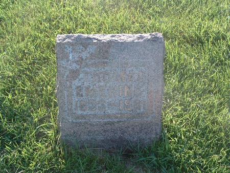 EMERINE, THOMAS - Mills County, Iowa | THOMAS EMERINE