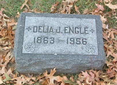 ENGLE, DELIA J. - Mills County, Iowa | DELIA J. ENGLE