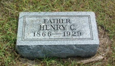 ENSELMAN, HENRY C. - Mills County, Iowa | HENRY C. ENSELMAN