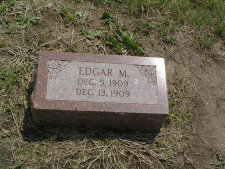 ESTES, EDGAR M. - Mills County, Iowa   EDGAR M. ESTES