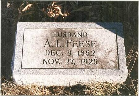 FEESE, ALBERT L - Mills County, Iowa | ALBERT L FEESE