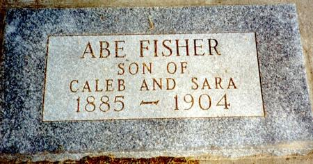 FISHER, ABRAHAM - Mills County, Iowa | ABRAHAM FISHER