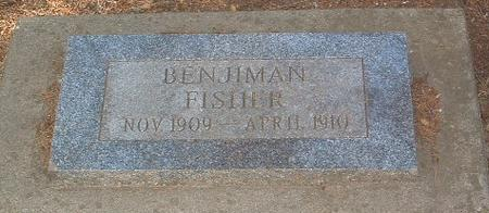 FISHER, BENJIMAN - Mills County, Iowa | BENJIMAN FISHER