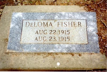 FISHER, DELOMA - Mills County, Iowa | DELOMA FISHER