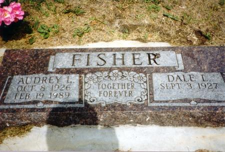 FISHER, DALE L - Mills County, Iowa | DALE L FISHER
