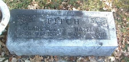 FITCH, HAZEL A. - Mills County, Iowa | HAZEL A. FITCH
