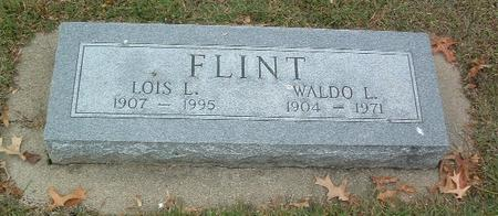 FLINT, LOIS L. - Mills County, Iowa | LOIS L. FLINT