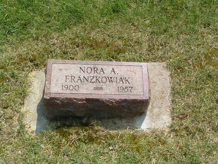 FRANZKOWIAK, NORA A. - Mills County, Iowa | NORA A. FRANZKOWIAK