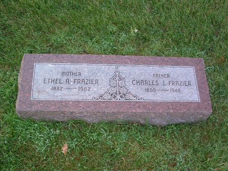 FRAZIER, CHARLES J. - Mills County, Iowa | CHARLES J. FRAZIER