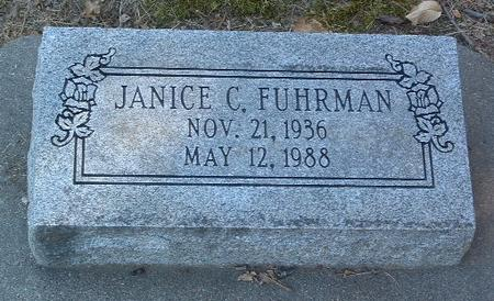 FUHRMAN, JANICE C. - Mills County, Iowa | JANICE C. FUHRMAN