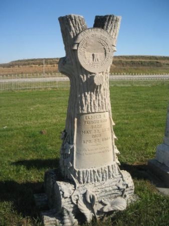 FURGUSON, ELMER A. - Mills County, Iowa   ELMER A. FURGUSON