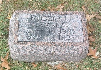 GAMMON, ROBERT L. - Mills County, Iowa | ROBERT L. GAMMON