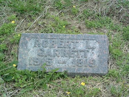 GARRETT, ROBERT L. - Mills County, Iowa | ROBERT L. GARRETT