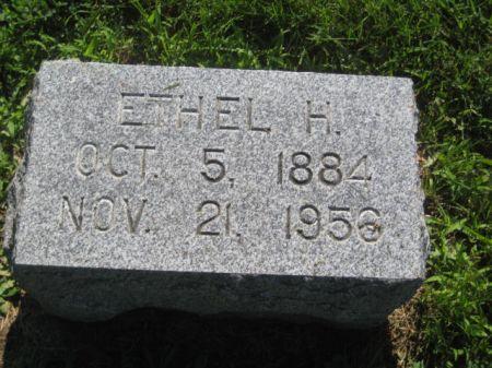 GIDLEY, ETHEL H. - Mills County, Iowa | ETHEL H. GIDLEY