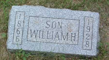 GLASSBURN, WILLIAM H. - Mills County, Iowa | WILLIAM H. GLASSBURN