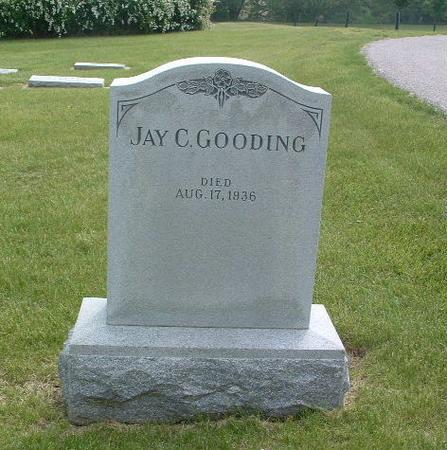 GOODING, JAY C. - Mills County, Iowa   JAY C. GOODING